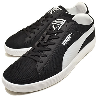 puma archive lite low mesh black